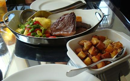 Steak 'n' Eggs
