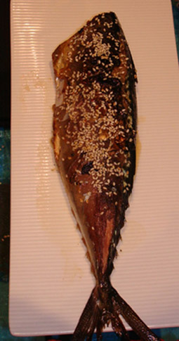 Stuart Brioza's mackerel
