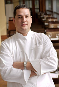 Chef Daniel Patino. Photo by Chris Schmauch.