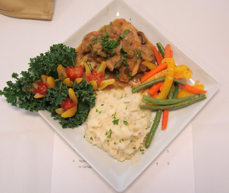 Or would you choose chicken Marsala #2?