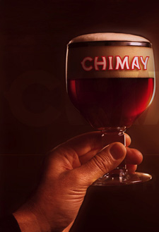 Chimay, a tradition of beer making since 1862. Photo courtesy of Chimay.