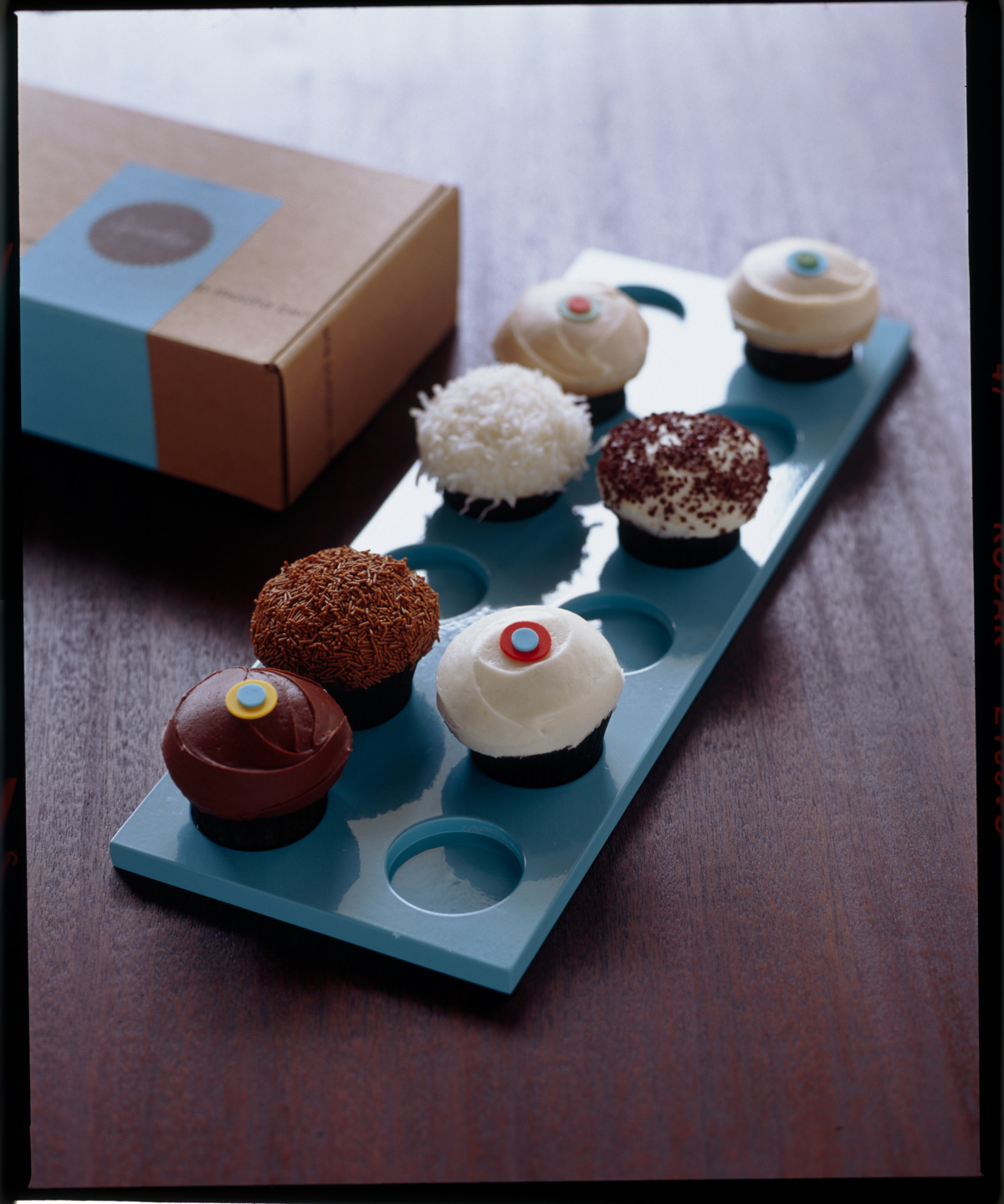 One for me...one for you...one for me...(Photo courtesy of Sprinkles Cupcakes)