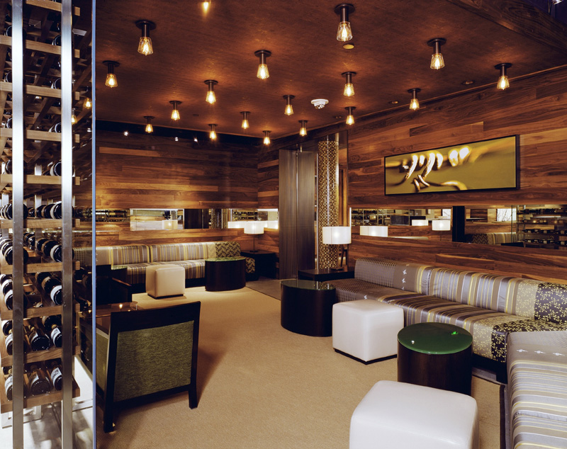 Put your feet up at San Francisco\'s new tasting room.
