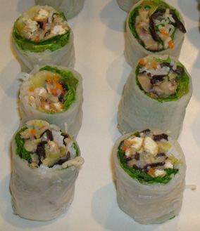 vietnamese spring rolls with slow cooked pork vietnamese spring rolls ...