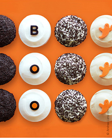 Halloween cupcakes (Photo courtesy of Sprinkles)