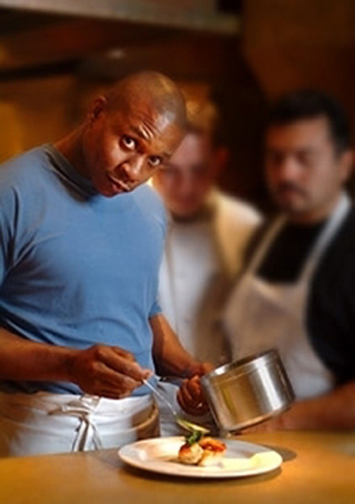 Chef Tre Wilcox (Photo courtesy of the American Heart Association)