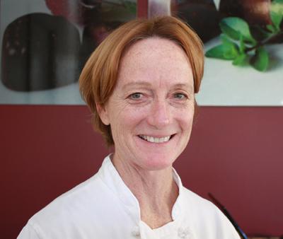 Chocolatier Audrey Vaggione