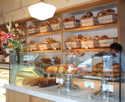 The bakery.