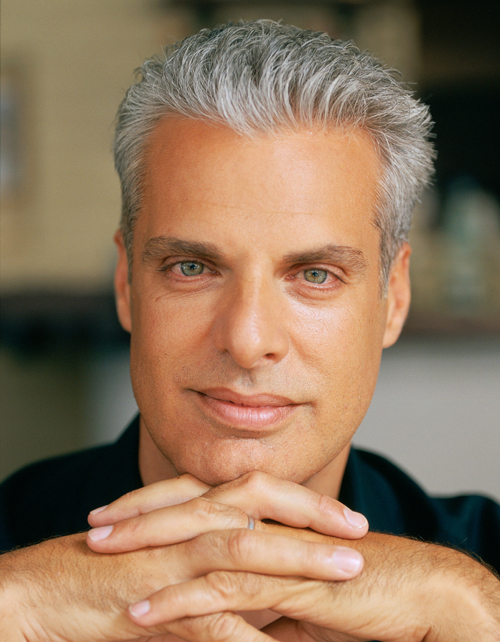 Eric Ripert of Le Bernardin. (Photo courtesy of Nigel Parry)