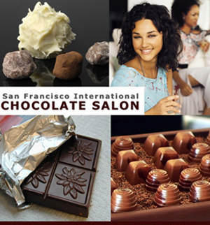 (Photo courtesy of the International Chocolate Salon)