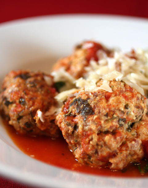 Meatballs so good you might want to make them every day of the week.