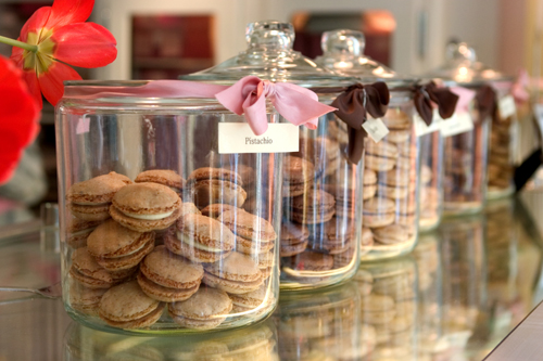Miette's marvelous macarons. (Photo courtesy of Frankie Frankeny)