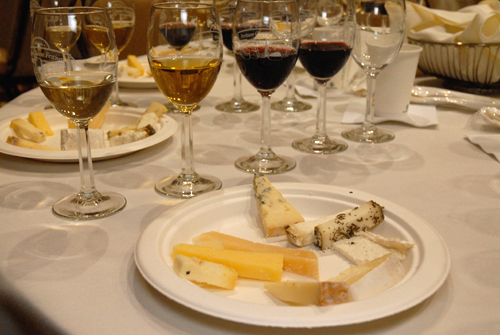 Delights from the California Artisan Cheese Festival. (Photo courtesy of Karen Preuss)