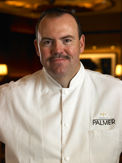 Chef Charlie Palmer (Photo courtesy of Dan Waldbridge)
