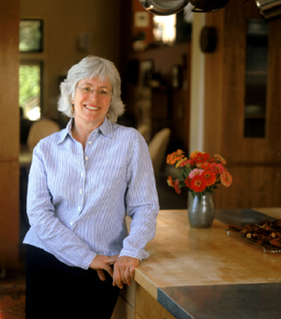 Napa Valley Chef Cindy Pawlcyn (Photo courtesy of Steven Rothfeld)