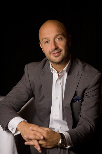 Renowned restaurateur and winemaker, Joe Bastianich, comes to San Francisco. (Photo courtesy of Joe Bastianich)