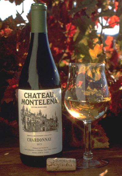 The winery that put California on the map. (Photo courtesy of Chateau Montelena)