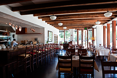 Redwood City's new Donato Enoteca. (Photo courtesy of the www.diLuNa.org)