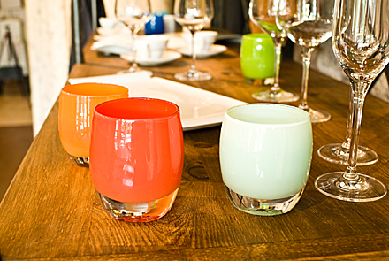 Colorful houseware available at Ubuntu Annex. (Photo courtesy of Ubuntu)