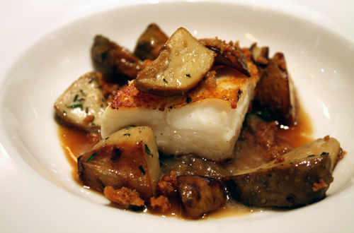A halibut dish that will blow you away.