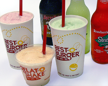Cool off with a Freeze-O. (Photo courtesy of Best-O-Burger)