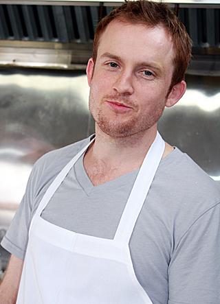 Chef Joshua Skenes.