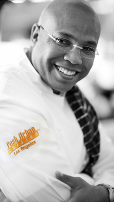 Meet Chef Jeff Henderson. (Photo courtesy of the chef)