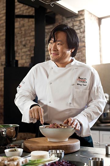 Meet Ming Tsai at Macy's. (Photo courtesy of Macy's)