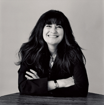 Ruth Reichl (Photo courtesy of Gourmet)