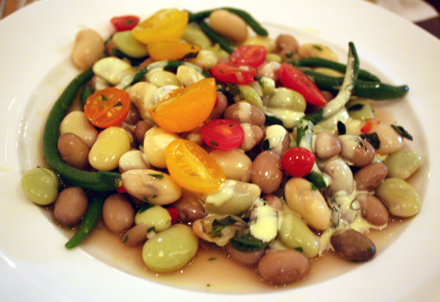 Beans never had so much flavor as in this salad.