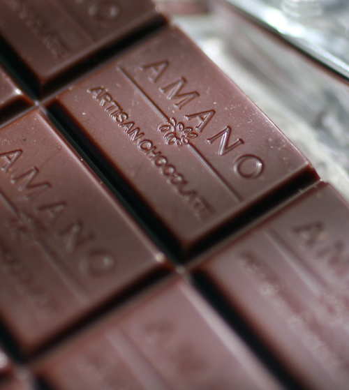 Yes, it's milk chocolate.