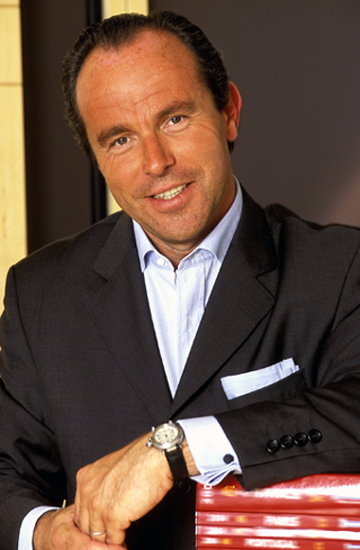 Jean-Luc Naret, director of the Michelin Guides. (Photo courtesy of Michelin)