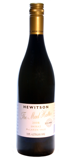 Photo courtesy of Hewitson Winery.
