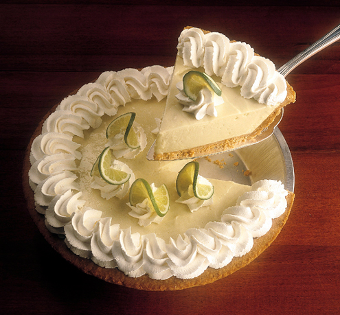Key lime pie. (Photo courtesy of Marie Callender's)