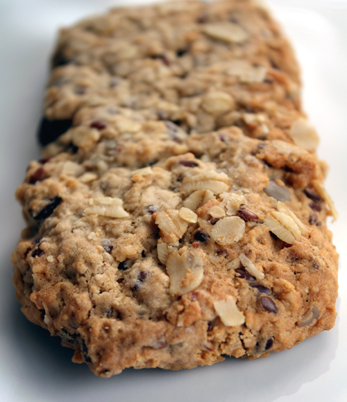 A breakfast bar you'll actually enjoy eating.