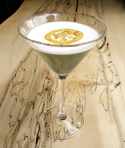 "The ""Golden Gate Mary'' cocktail at the St. Regis in San Francisco. (Photo courtesy of Chef Hiro Sone)"