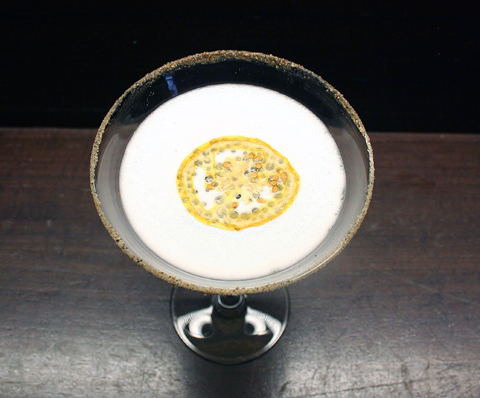 Don't you just want to take a sip right now? (Photo courtesy of Chef Hiro Sone)