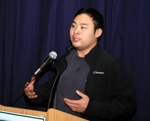David Chang talks about how his restaurants came to be.