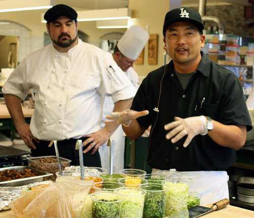 Chef Roy Choi of Kogi BBQ talks about his unlikely business that's become a runaway hit.