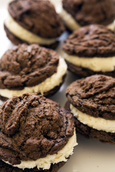Whup it up for Whoopie Pies from Susiecakes. (Photo courtesy of Susiecakes)
