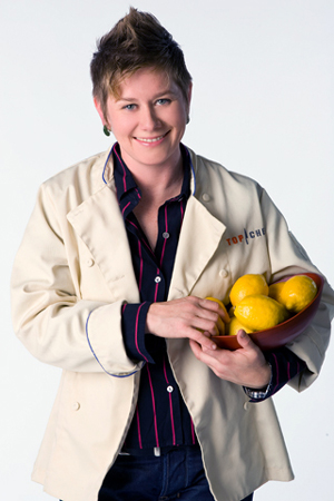 Chef Jennifer Biesty (Photo courtesy of Chronicle Books)