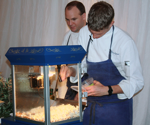 Truffle popcorn, anyone?