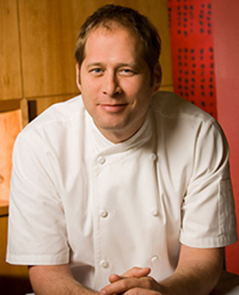 Chef David Kinch of Manresa. (Photo courtesy of the chef)