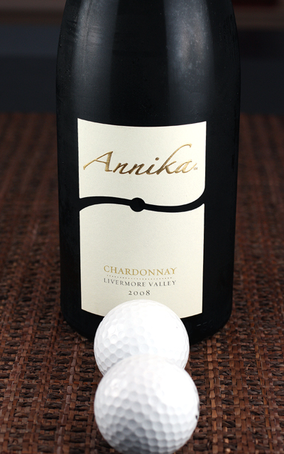 A new wine by golf great, Annika Sorenstam, and Wente Vineyards.