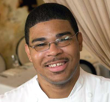 Chef Banks White of Five restaurant. (Photo courtesy of the restaurant)