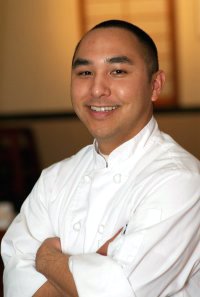 Chef Royce Mori of Red Crane in Cupertino. (Photo courtesy of the restaurant)