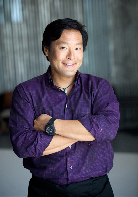 Ming Tsai (photo courtesy of the chef)