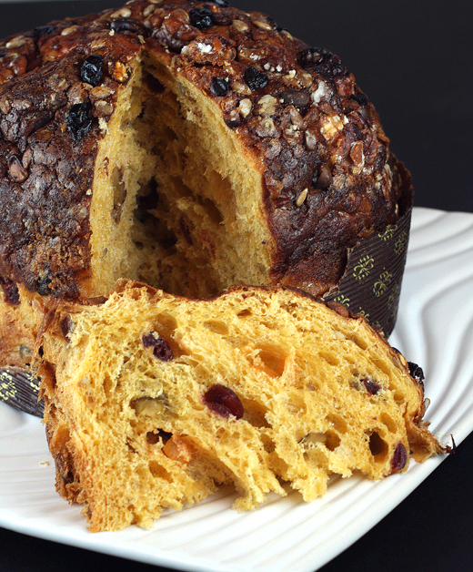 cranberry pistachio panettone recipes dishmaps cranberry pistachio ...