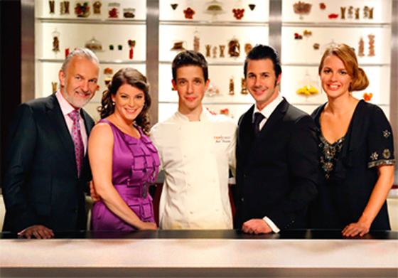 "San Francisco's Yigit Pura wins the first season of ""Top Chef Just Desserts.'' (Photo courtesy of Bravo TV)"