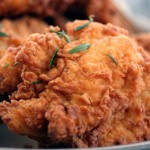 Ad Hoc's famous fried chicken.